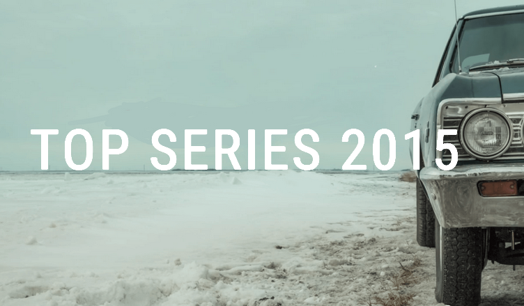 top series 2015 - benzine