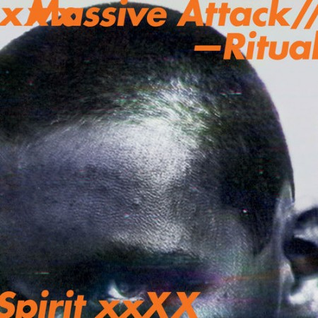 Massive Attack - Ritual Spirit EP cover album