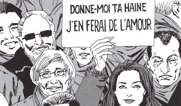 Serge Lehman L'Esprit du 11 janvier impage