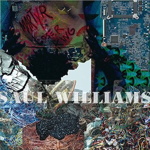 Saul Williams, 'MartyrLoserKing