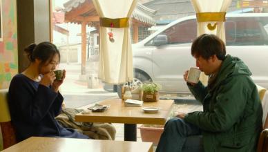 Un jour avec, un jour sans de Hong Sang-soo (2015)