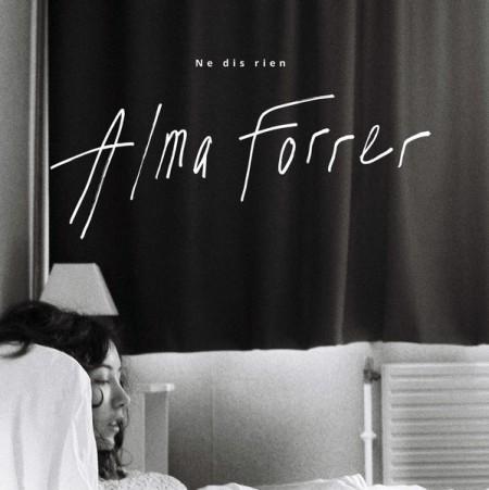 Ne dis rien EP Alma Forrer cover