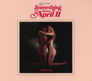 Adrian Younge - Something About April II  cover album