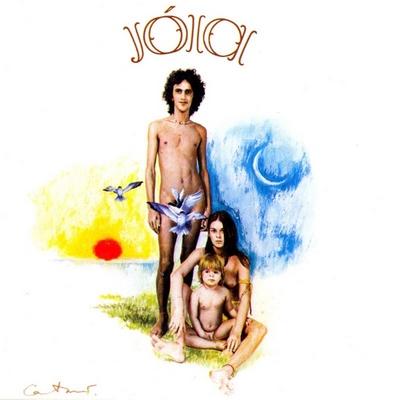 "Caetano Veloso ""Joia"" cover album"