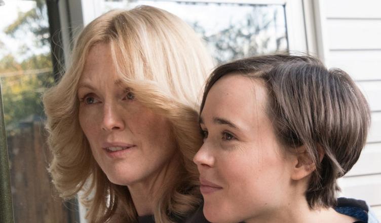 Free Love : Photo Ellen Page, Julianne Moore