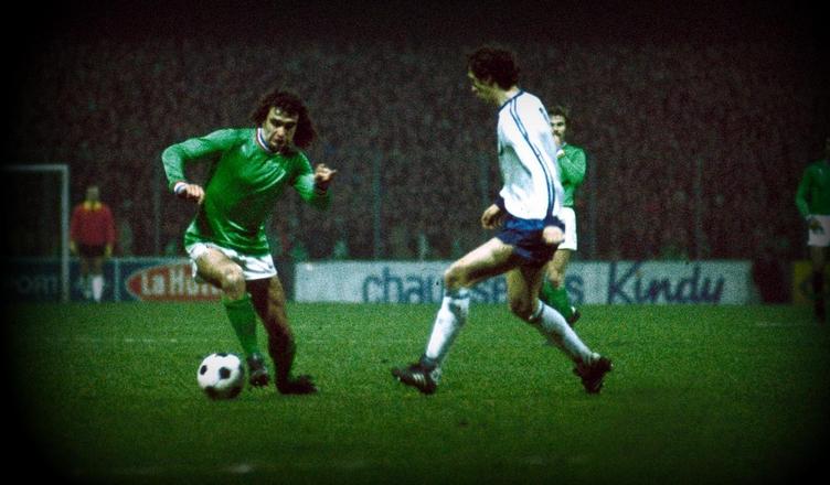 Dominique Rocheteau Kiev 1976
