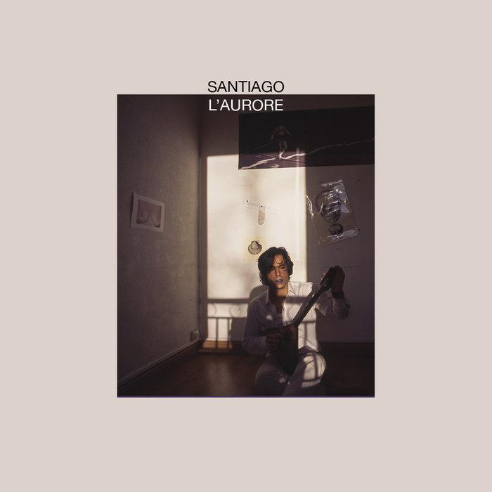 Santiago - L'Aurore cover album