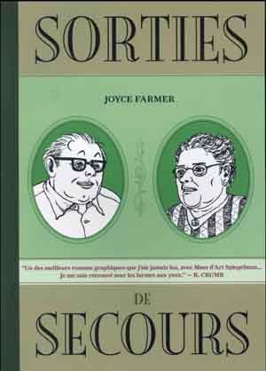 Sorties de secours - Joyce Farmer