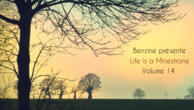 LIAM Volume 14 spec Benzine