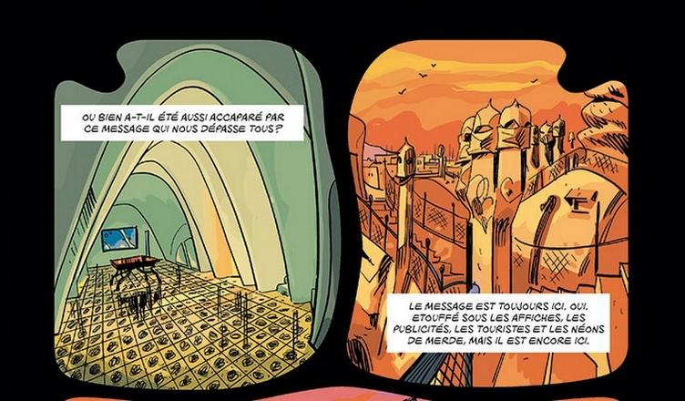 Le Fantôme de Gaudí image