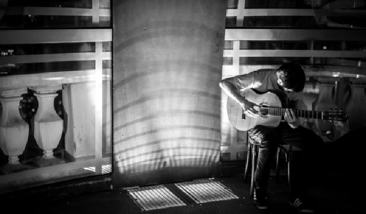 Manuel Adnot Solo – Ueno Park pochette album