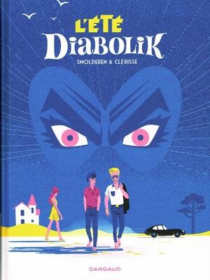 L'Été Diabolik couverture