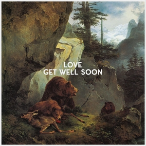 Get Well Soon love cover album