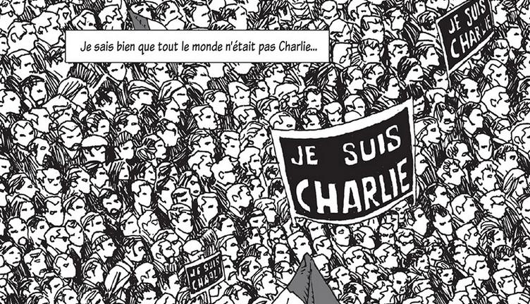 Serge Lehman L'Esprit du 11 janvier - charlie