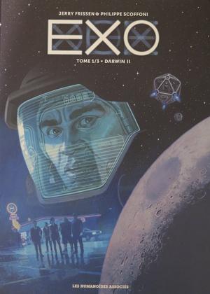 Jerry Frissen – Philippe Scoffoni – EXO – Darwin II