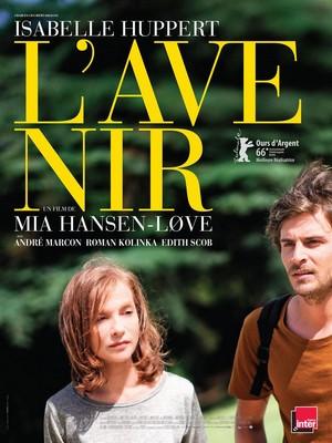 L'Avenir : Mia Hansen-Løve Affiche