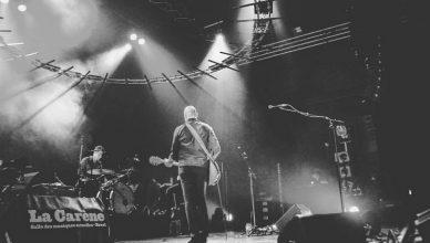 Dominique A concert à Brest - Photo Greg Bod