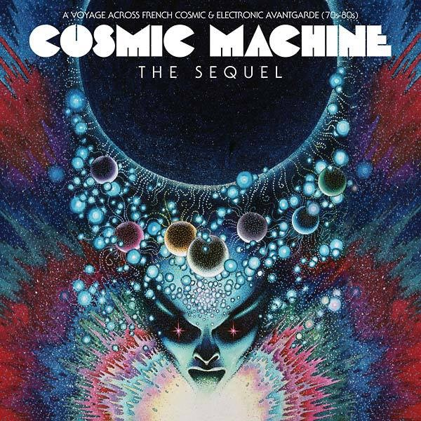 cosmic machine the sequel