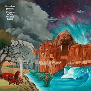 Damien Jurado – Visions of Us on the Land - cover album