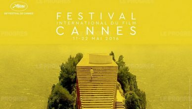 affiches Cannes 2016