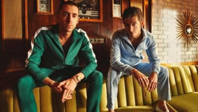 The Last Shadow Puppets - Photo Credit Zackery Michael