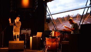 Bruit Noir - soirée ici d'ailleurs - photo Juliette Bonhême