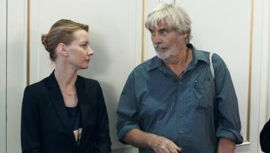 Toni Erdmann : Photo Peter Simonischek, Sandra Hüller