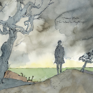 James Blake The Colour In Anything cover album