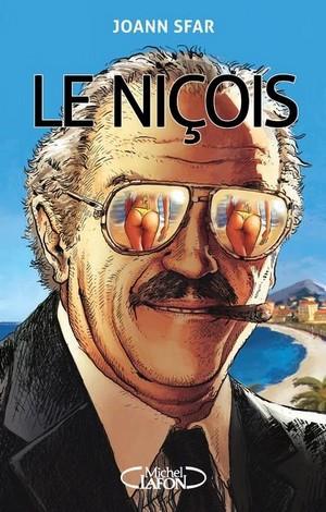 Le Niçois - Joan Sfar couverture