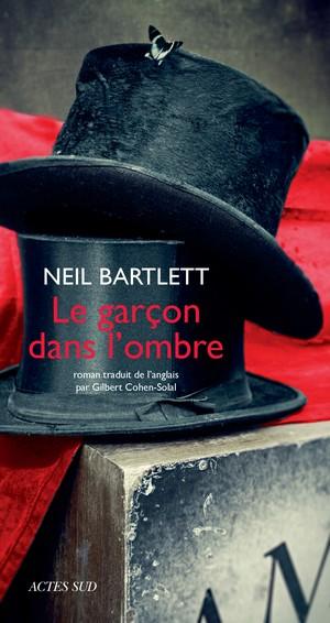 Le garçon dans l'ombre - Neil Bartlett couv Actes Sud