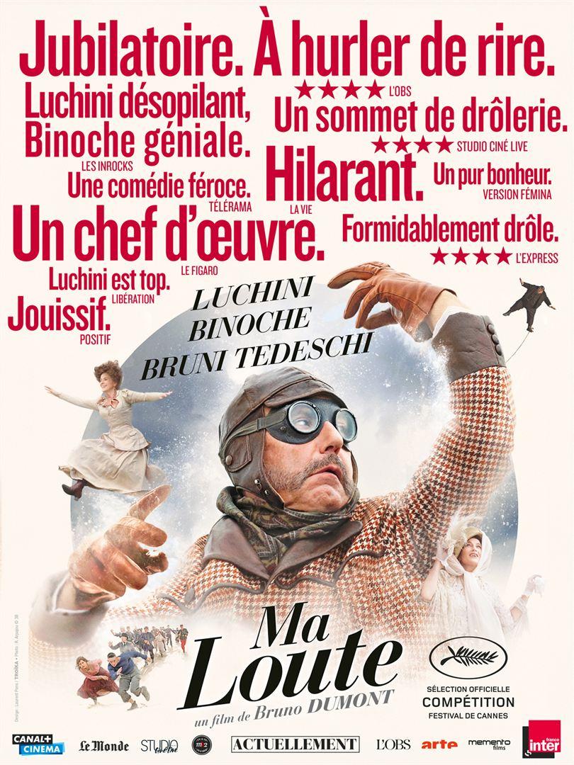 Ma Loute - Bruno Dumont affiche du film