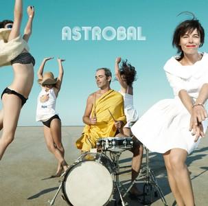 Astrobal australasie cover album