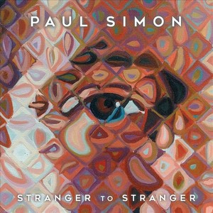 Paul Simon - stranger cover