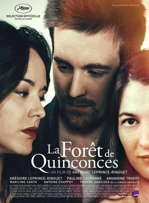 La Forêt de Quinconces, de Grégoire Leprince-Ringuet