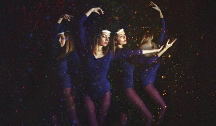 Laure Briard danse la playlist