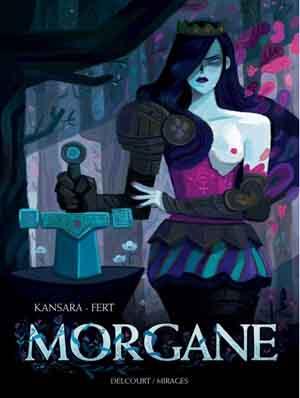 Morgane – Simon Kansara & Stéphane Fert