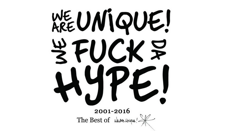 We are Unique Records 15ans
