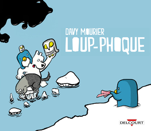 Loup-Phoque – Davy Mourier
