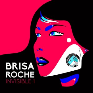 Brisa Roche – Invisible1 cover album