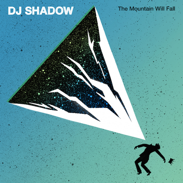 DJ Shadow – The Mountain Will Fall cover album