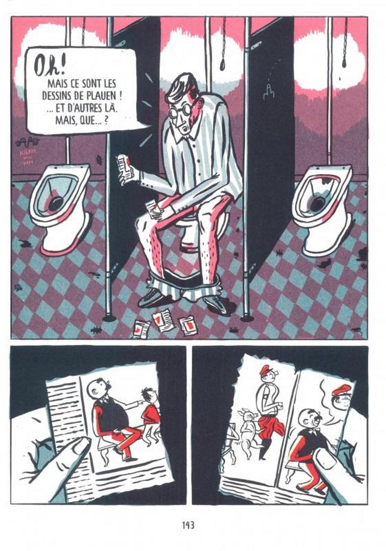 Jakob Hinrichs – Hans Fallada – Vie et mort du buveur