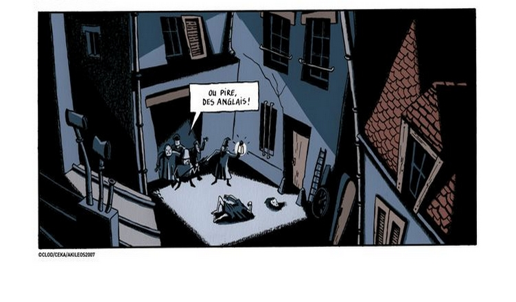 Double assassinat dans la rue Morgue image