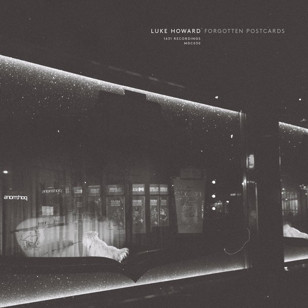 Luke Howard – Forgotten Postcards cover album