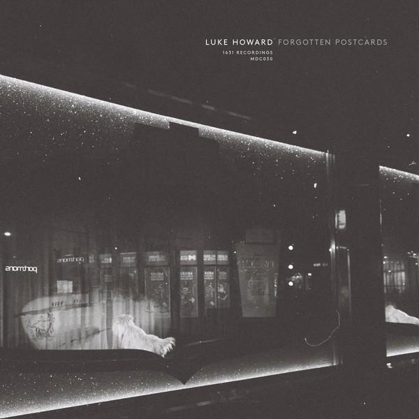 Luke Howard – Forgotten Postcards cover album