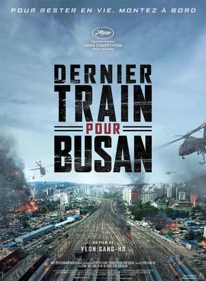 Dernier train pour Busan affiche