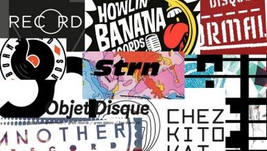 labels sur bandcamp
