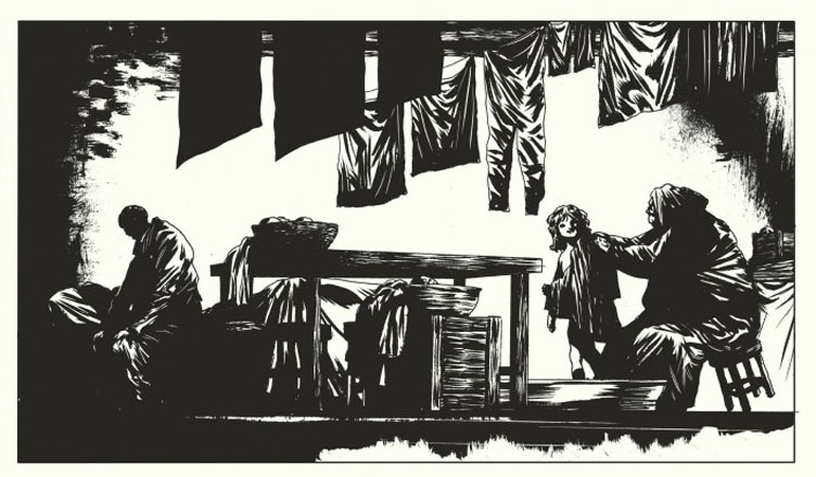 Le Rapport de Brodeck, tome 2 – Manu Larcenet