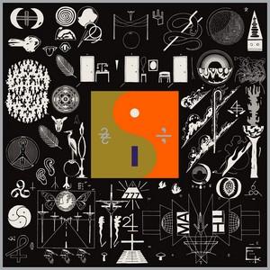 Bon Iver – 22 A Million cover album