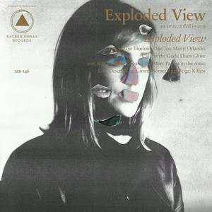 exploded view cover album