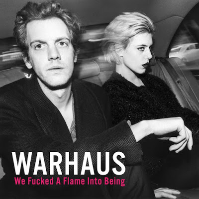 Warhaus – We Fucked A Flame Into Being cover album